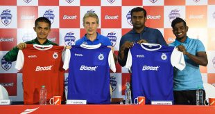 Bengaluru FC, Boost join hands to develop grassroots football!