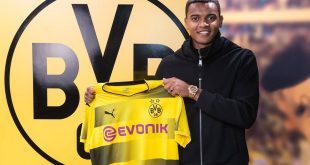 Borussia Dortmund sign Switzerland international Manuel Akanji from FC Basel!
