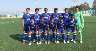 U-18 Youth League: Chennaiyin FC U-18s held by Ozone Football Academy!