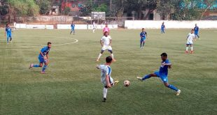 Dempo SC edge past Corps of Signals in Goa Pro League!