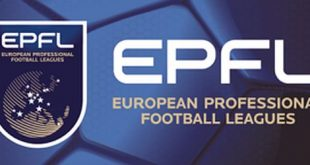 European Professional Football Leagues (EPFL) presents its new Fan Attendance report!