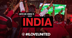 Manchester United's #ILOVEUNITED event returns to Mumbai for a second time!
