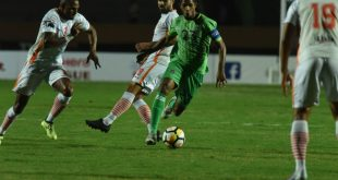 Chennai City FC captain Soosairaj: Bad luck has plagued us but we are improving!