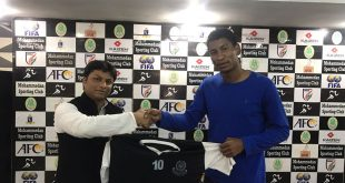 Mohammedan Sporting land coup, sign T&T striker Willis Plaza!