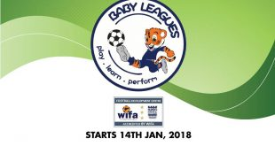 The WIFA – Mumbai City FC Baby League launched in Mumbai & Pune!