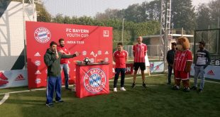 VIDEO: Highlights of the FC Bayern Youth Cup – India 2017/18!