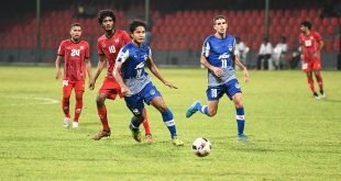 Bengaluru FC beat TC Sports Club 3-2 in Maldives in first-leg of AFC Cup playoffs!