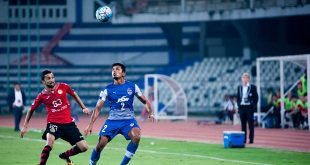 VIDEO – Sportskeeda: Interview with Rahul Bheke (Bengaluru FC)!