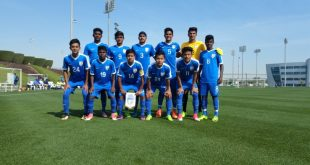 India U-16s defeat Aspire U-16s in Doha friendly!