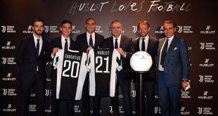 Juventus FC and Hublot renew partnership until 2021!