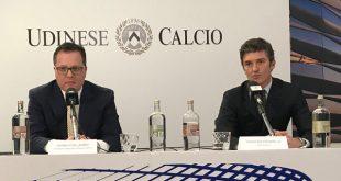 Macron & Udinese Calcio sign Technical Partnership until 2024!