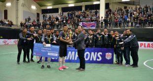 Chanmari Futsal Club inaugural Mizoram Futsal League champions!