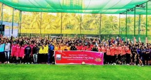 The National Inclusion Cup 2018: A Sony Pictures Networks India CSR initiative in partnership with Slum Soccer!
