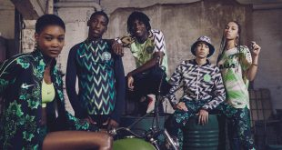 The new Nike kit for Nigeria – For Naija!