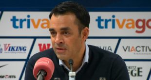 VIDEO: Robin Dutt awaits his first match as new VfL Bochum head coach!
