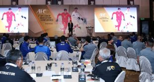 2nd AFC Coach Education Conference 2018 concludes!