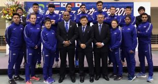 Asian referees gather in Japan for AFC Project Future Referees Course!