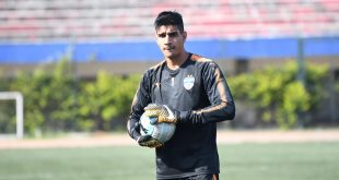 VIDEO: Gurpreet Singh Sandhu signs a 5 year contract extension with Bengaluru FC!