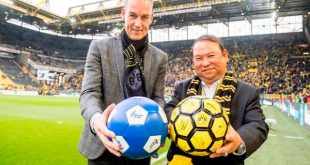 Borussia Dortmund announce Bangkok Airways as its Regional Partner!