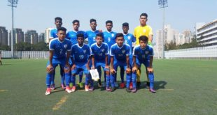 India U-16 rout Chinese Taipei in Jockey Cup Youth Tournament!