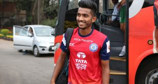 Jamshedpur FC extend the contract of young Farukh Choudhary until 2020!