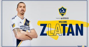 MLS side LA Galaxy sign Sweden legend Zlatan Ibrahimovic!