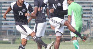 Ethiopia's Fikru Teferra joins team training of Mohammedan Sporting!