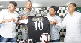 Second Division League: Mohammedan Sporting unveil Ethiopia's Fikru Teferra!