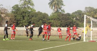 Second Division League: Mohammedan Sporting held by 10-men Jamshedpur FC Reserves!