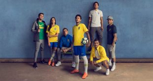 Nike says Yellow to Brazil's vibrant new collection!