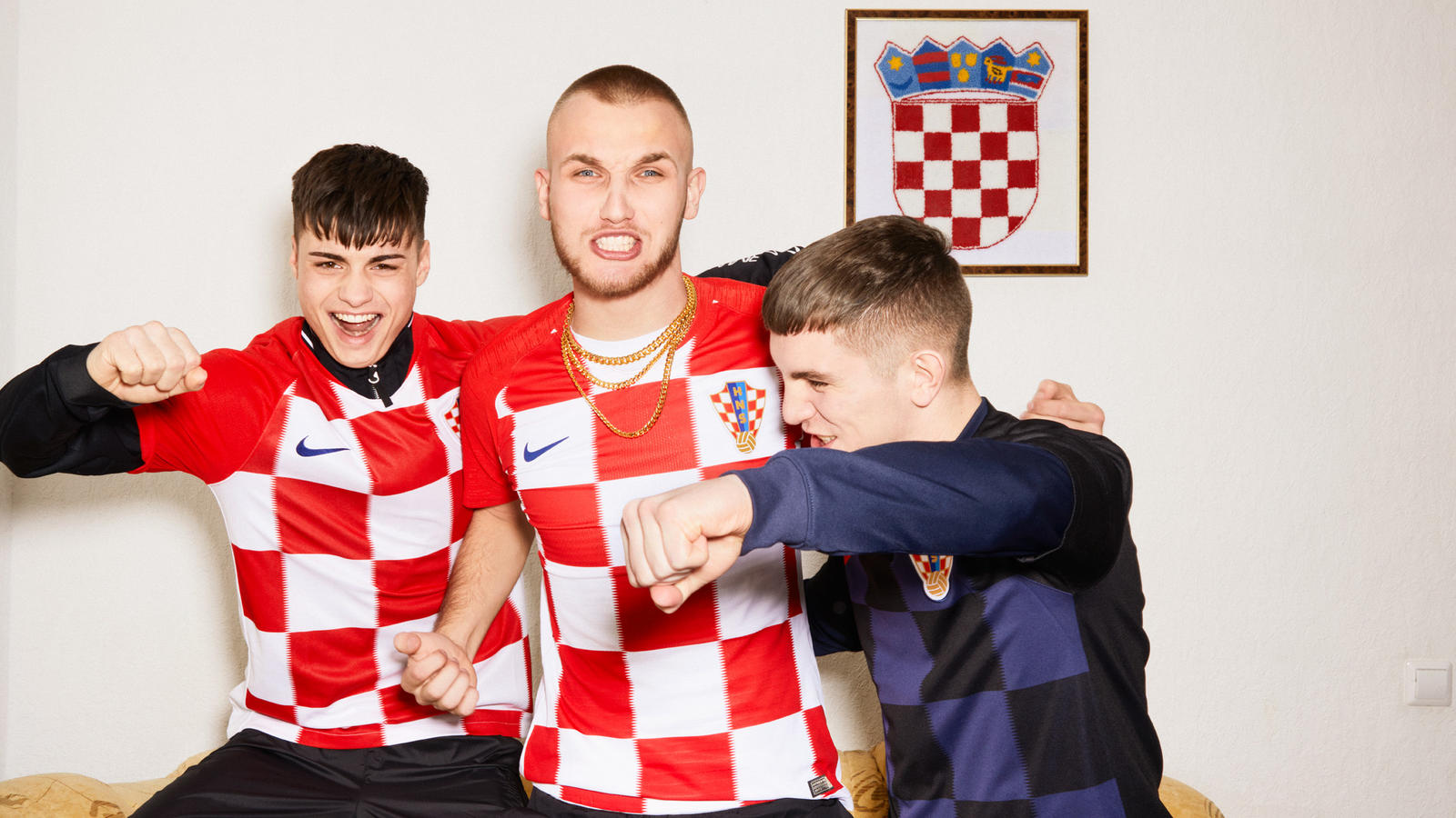 Check It  Croatia s New Kits by Nike are Bold and Beautiful! c8ff7becc