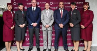 Qatar Airways becomes Platinum Partner of FC Bayern Munich!