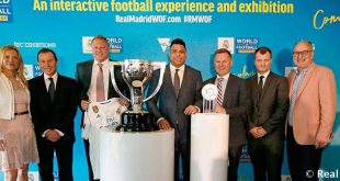 The travelling exhibition 'Real Madrid World of Football' will start on June 9 in Melbourne!