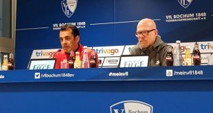 VIDEO: VfL Bochum coach Robin Dutt looks forward to Monday nights FC Ingolstadt clash!