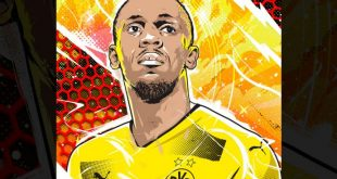 Usain Bolt gear up for Borussia Dortmund 'trial' on Friday!