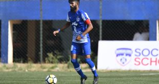 Second Division League: Bengaluru FC 'B' down leaders TRAU FC 2-1 in a thriller!