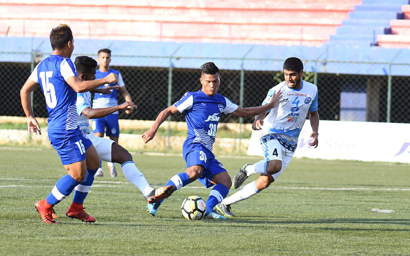 f8fcf1bc1 Second Division League  Bengaluru FC  B  down Jamshedpur FC Reserves 2-0  for second successive win!