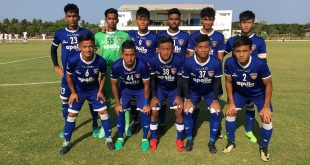 Chennaiyin FC 'B' record first win in Second Division League, beat Langsning FC!