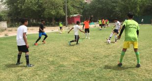 Delhi Dynamos holds trials to unearth talent in Delhi-NCR!
