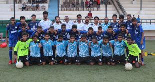 Dempo SC clinch Goa U-14 League title in style against Salgaocar FC!
