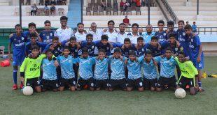 Dempo SC clinch Goa U-14 League title in style against Salgaocar FC!