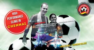 German Football Academy to conduct high performance clinic in Chennai!