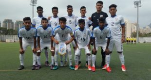 India U-16 gear up to face USA & Norway in Sportchain Cup!