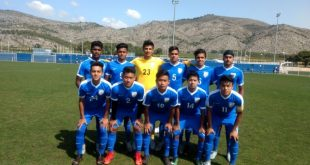 India U-16 go down fighting 0-1 to USA!