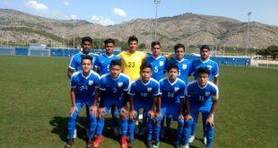 India U-16 go down fighting 0-1 to USA!