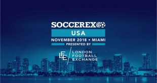 Special Football Transfer review to kick off Americas market discussion at Soccerex USA!