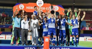 Bengaluru FC trash 10-men East Bengal 4-1 in Super Cup final!