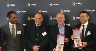 iSportconnect celebrates inaugural LaLiga Club Directors' Summit!