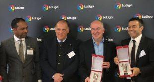 iSportconnect celebrates inaugural LaLiga Club Directors' Summit!