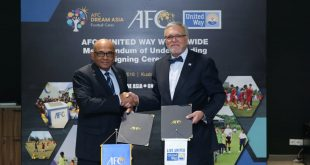 AFC and Special Olympics Asia Pacific announce partnership!